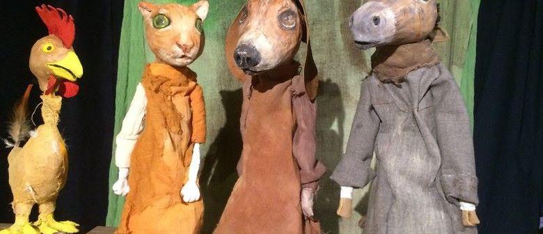 "Puppentheater ""Die Bremer Stadtmusikanten"""