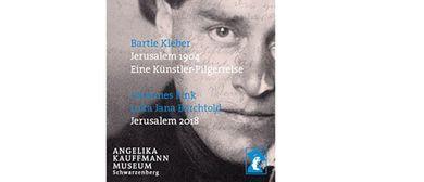 Ausstellung: Jerusalem 1904 – Eine künstlerische Pilgerreise