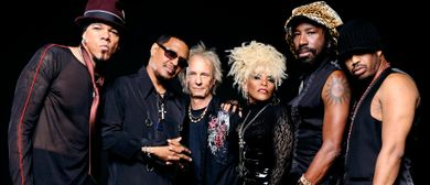 "MOTHERS FINEST ""Goody 2 Shoes & The Filthy Beasts Tour"""