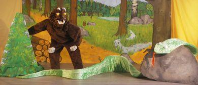 DER GRÜFFELO - mit dem Kindertheater TipTap