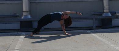 Budokon Yoga   (Kampfkunst Elemente treffen Yoga)