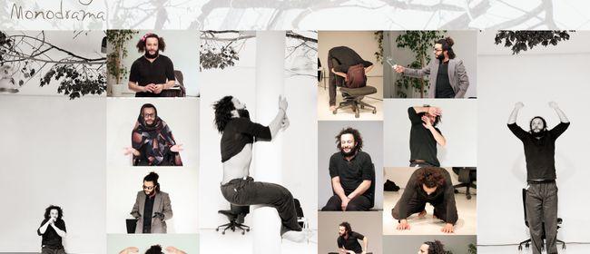 Bühne Frei! My Jihad Monodrama von und mit Jihad Al-khatib