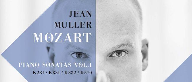 Jean Muller - Live in Vienna! Mozart CD Release Concert