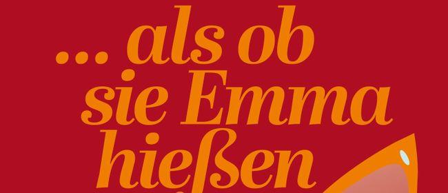 """Buchpräsentation: Emmy Werner """"… als ob sie Emma hießen"""""""