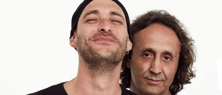 Andreas Schaerer & Luciano Biondini (Schweiz, Italien)