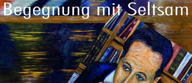 BEGEGNUNG MIT SELTSAM von Peter Bielesz