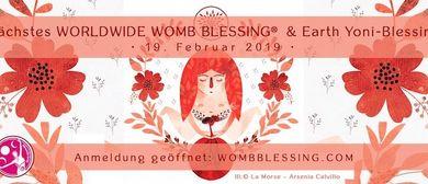 Schossraumsegnung - Womb Blessing