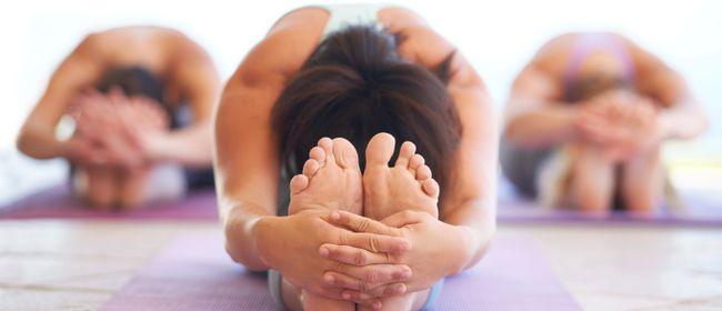 Dynamic Flow Yoga