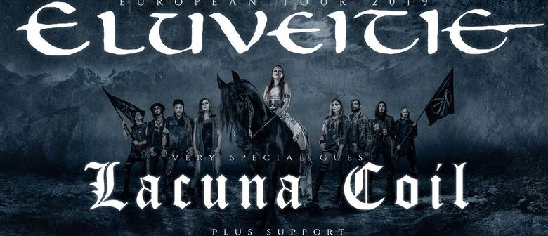 Eluveitie, Lacuna Coil, Infected Rain
