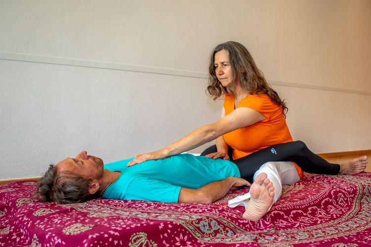 Tantra massage tirol