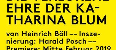 Die verlorene Ehre der Katharina Blum von Heinrich Böll