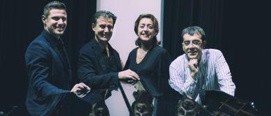 Vangelis Trigas Ensemble erstmals in Wien