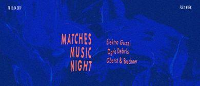 RRRelease Party: Elektro Guzzi x Ogris Debris x Oberst & Buc