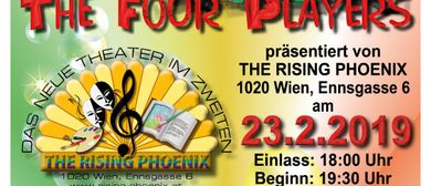 Faschingsparty mit den Four Players