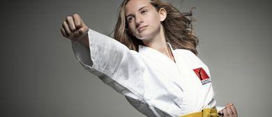 Selbstverteidigung und  Konfliktbewältigung für Frauen