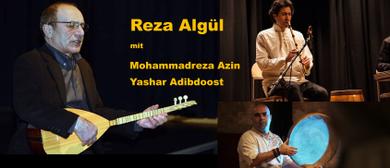 Reza Algül & Jazzbransch (die Band) im Derwisch
