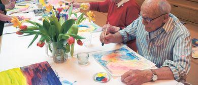 Senioren | Ins Bild setzen - Zeichnen im Kunstmuseum