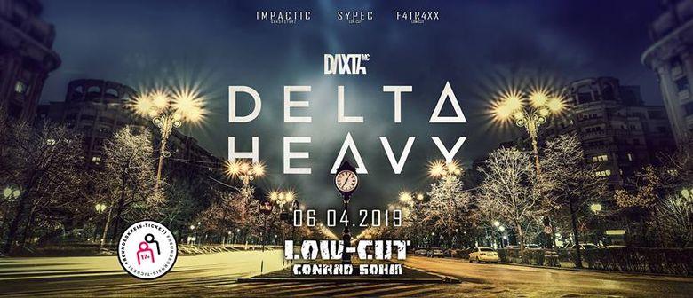 DELTA HEAVY pres. by LOW-CUT