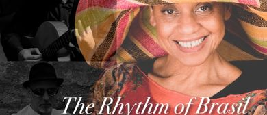 The Rhythm of Brasil – J.P. DA LUZ-QUARTETT & Special Guest