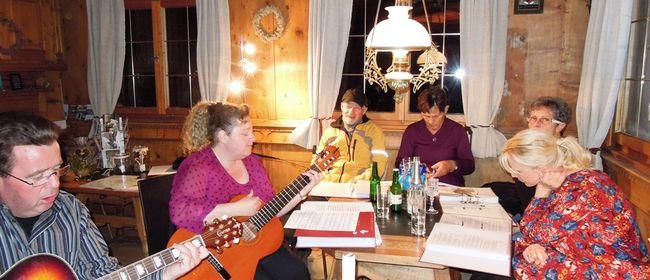 Offenes Singen im Museum Frühmesshaus Bartholomäberg