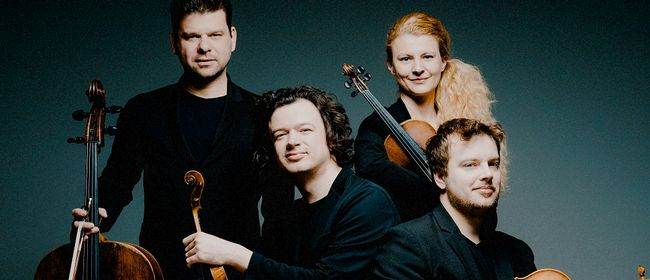 Kammerkonzert mit Pavel Haas Quartett und Pavel Nikl