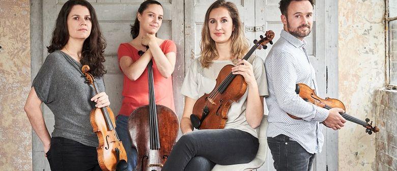 Kammerkonzert mit Elias String Quartet