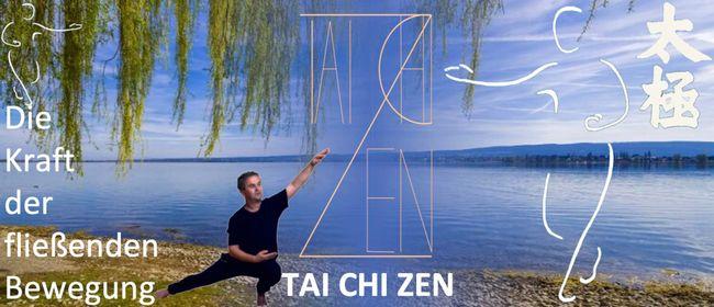Die Kraft der fließenden Bewegung (TAI Chi ZEN)