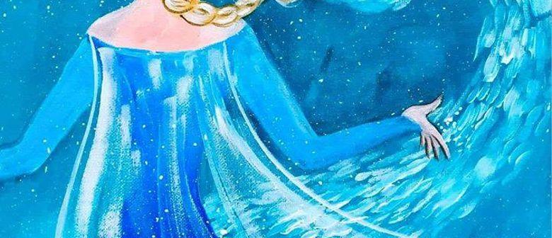 Frozen *Glass of art*