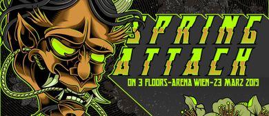 Spring Attack w/ The Speed Freak, Remzcore & Hyrule War