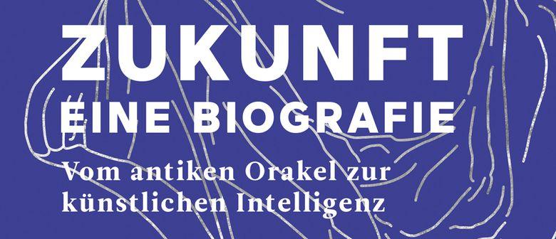 """Buchpräsentation """"Zukunft. Ein Biografie"""" Jan Martin Ogierm"""