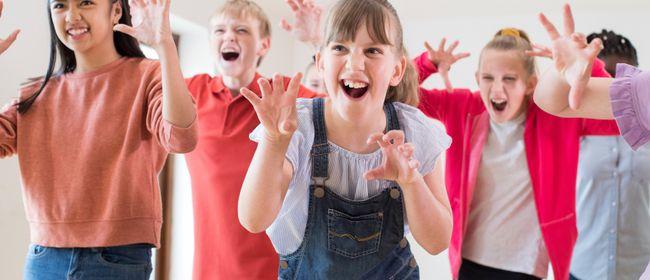 Theaterworkshop für junge Talente