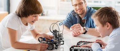LEGO Robotik für Familien