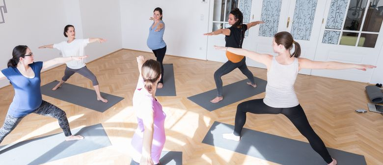 pränatal Yoga für Schwangere - 18:30-20:00 UHR