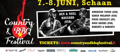 Country & BBQ Festival Liechtenstein