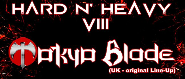 Tokyo Blade (UK) , Mortician, Amulet (UK), Sevens Sisters