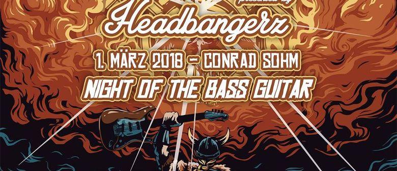 HEADBANGERZ - Night of the Bass Guitar