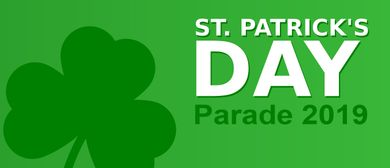 St Patrick's Day Parade Wien 2019