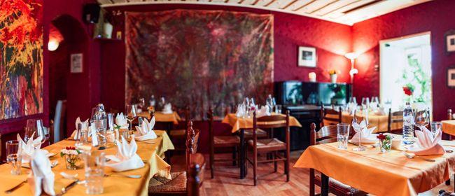 Überraschungsdinner im Restaurant 1070