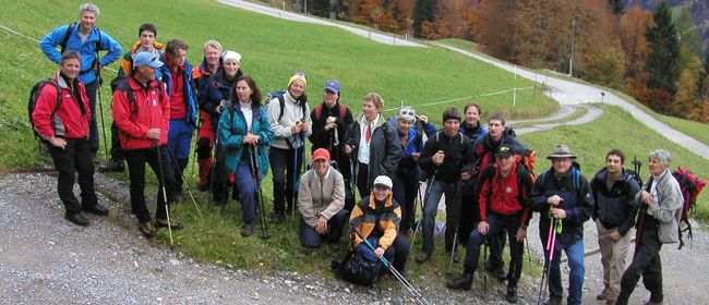 Wanderführerausbildung