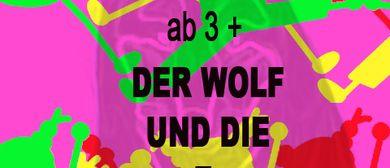 Der Wolf und die 7 Geisslein