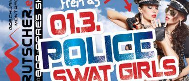 Police Girls // Ausrutscher Gaschurn