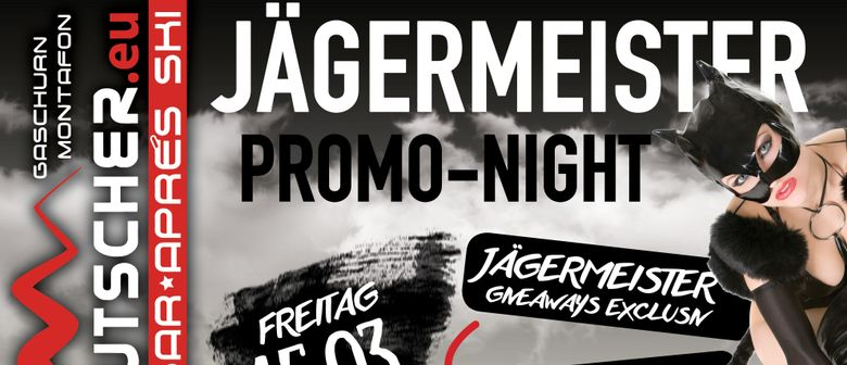 Jägermeister Promo & Catwomen Girls // Ausrutscher Gaschurn