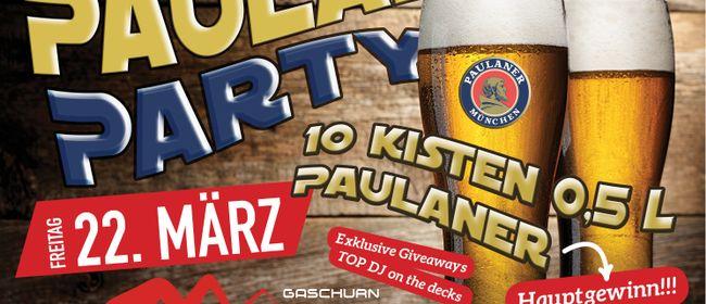 Paulaner Party // Ausrutscher Gaschurn