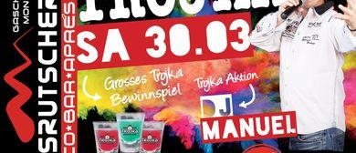 Trojka Promo Party // Ausrutscher Gaschurn