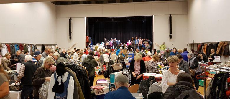 Großer Flohmarkt im Bludenzer Stadtsaal