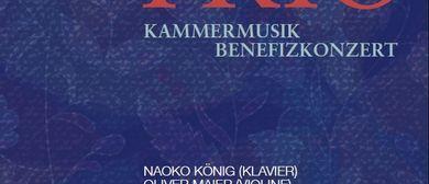 Benefizkonzert NOMA Klaviertrio
