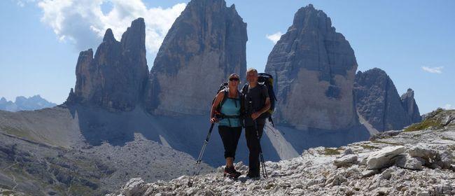 Weit Blick – Einsichten auf dem Weg über die Alpen