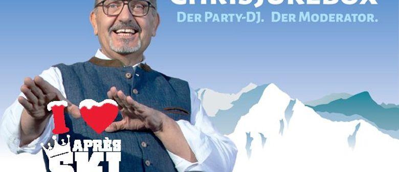 Ares Ski Party, LIVE: DJ ChrisJukebox