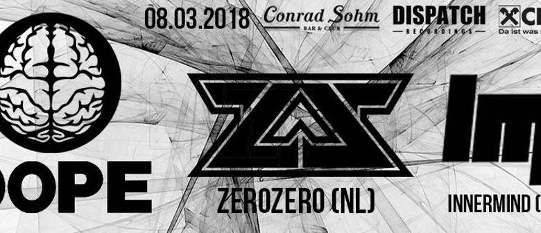 DOPE w/ ZeroZero  & InnerMind