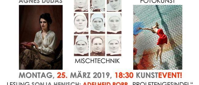Frauen-Bilder zwischen Leben, Arbeit und Kunst!